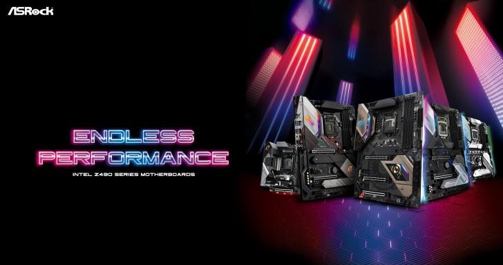 ASRock 400系列主機板上市,主打10核心、PCIe 4.0、電競音效功能