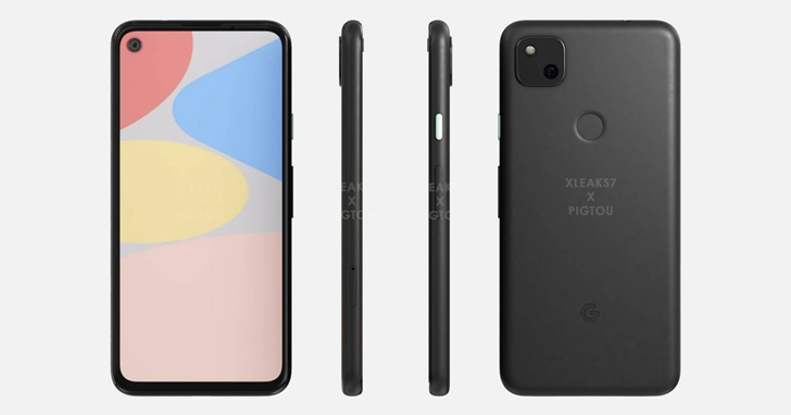 Pixel 4a 傳將於5月22日發表、價格約台幣一萬三千元!也許是新款 iPhone SE 強力競爭者