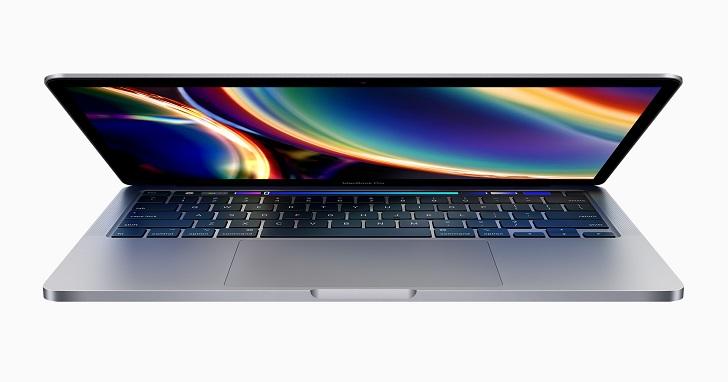 蝶式鍵盤再見!Apple 更新 13 吋 MacBook Pro,配巧控鍵盤、Intel 第十代 Core 處理器,售價 41,900 元起