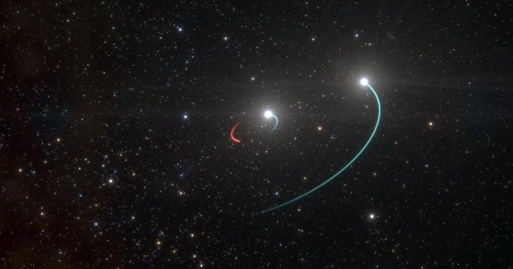 發現距離地球最近的黑洞,僅1000光年就可到達!