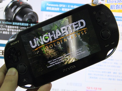 PS Vita 及遊戲實測報告:高性能及華麗畫面的新掌機