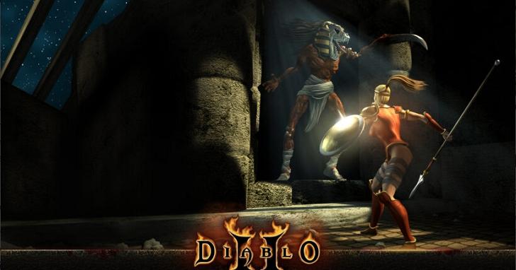 最熱的冷飯,《暗黑破壞神II》重製版可能在今年底前發表!
