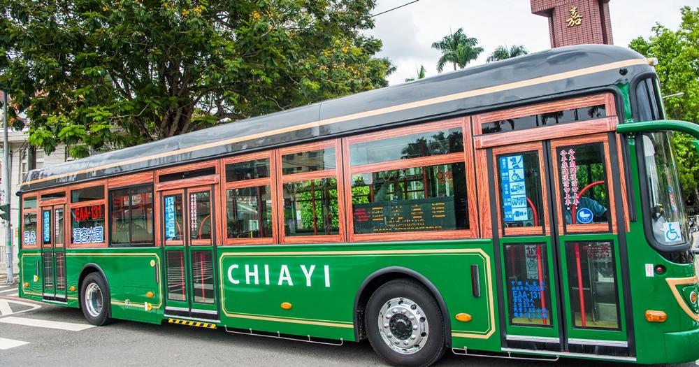 國產電動公車 6 月即將上路,嘉義成台灣第一個 100% 電動公車城市