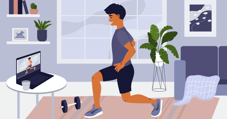 居家健身風潮來襲,Zoom線上健身課程讓健身計畫不間斷
