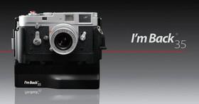 I'm Back相機改裝套件又回來了,這次把你的35mm底片機變成數位相機