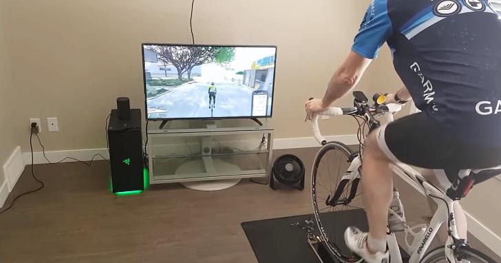健身車大冒險?這個 MOD 讓你在 GTA 5 裡一邊騎車一邊遊覽洛聖都