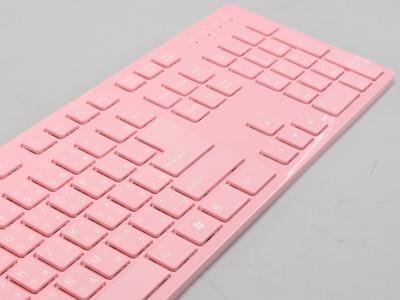 粉紅色鍵盤又來了! i-rocks IRK01W 平價版上市