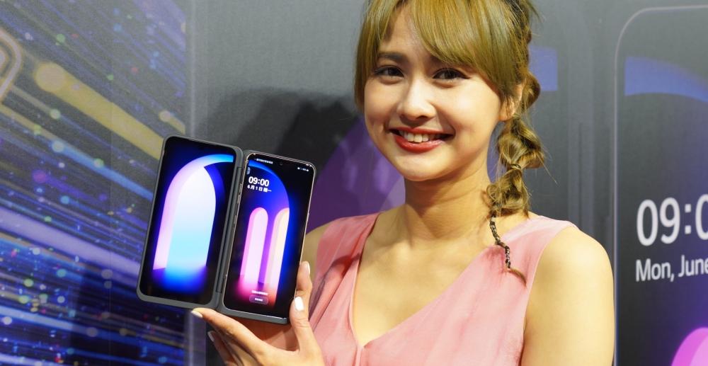 LG 雙螢幕手機 V60 ThinQ 5G 登台,雙大螢幕、大電量、售價 33,900 元