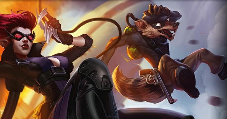 《英雄聯盟》比賽中選手點了個老鼠角色,中國網友因此批他辱華要求道歉