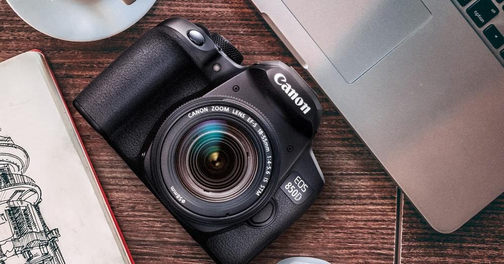 Canon EOS 850D 正式上市,加入臉部優先功能、單機價 26,900 元起