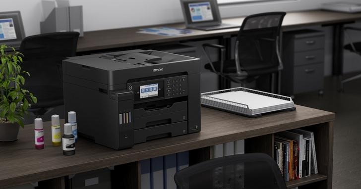 世界首創!Epson「四色全防水」A3+高速連續供墨機種劃時代登場