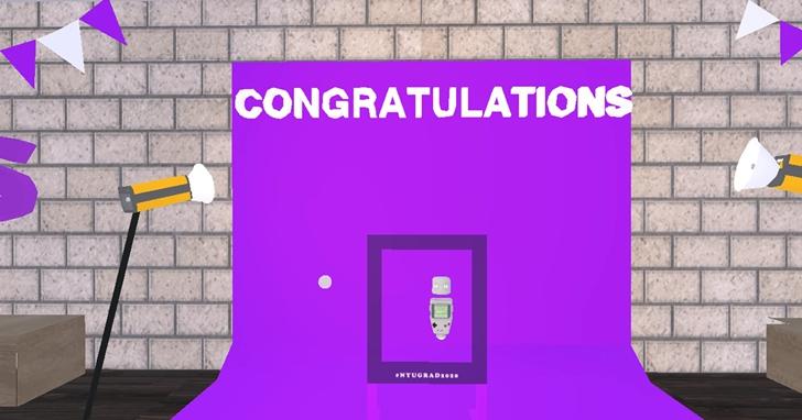 VR畢業典禮:紐約大學VR復原校園實景,虛擬同學醜到無法相認
