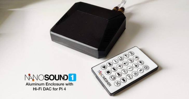Nanomesher與Argon合作,推出NanoSound One美型土砲Hi-Res音響