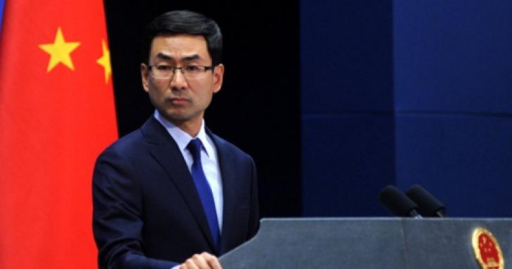 耿爽掰!宣布因工作安排,即日卸任中國外交部發言人