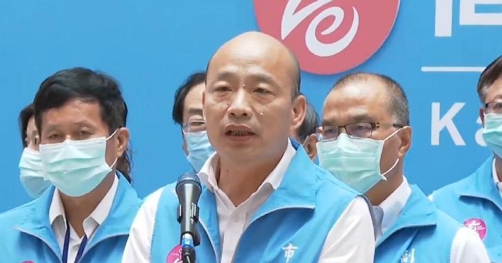 高雄市長罷免案同意票破57.5萬票!韓國瑜成首位遭罷免市長