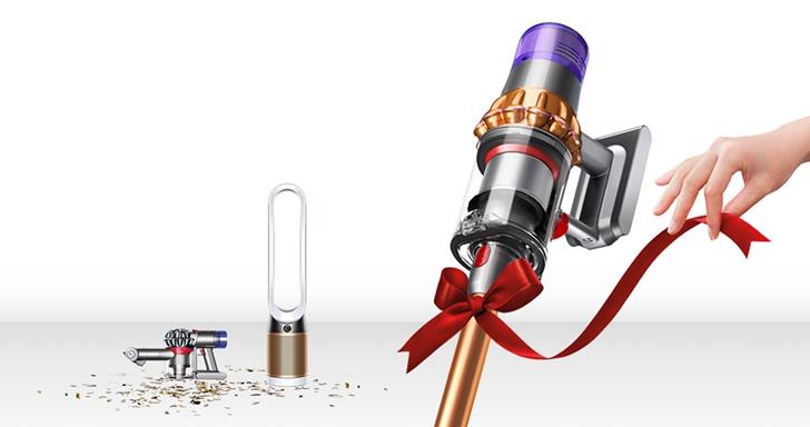 入手 Dyson 趁這波!官網周年慶:V11 Fluffy 無線吸塵器、涼暖風扇最高下殺 47 折,滿萬再送千