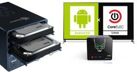 Beelink GS-King X機上盒搭Amlogic S922X-H SoC,還可塞入32TB海量硬碟