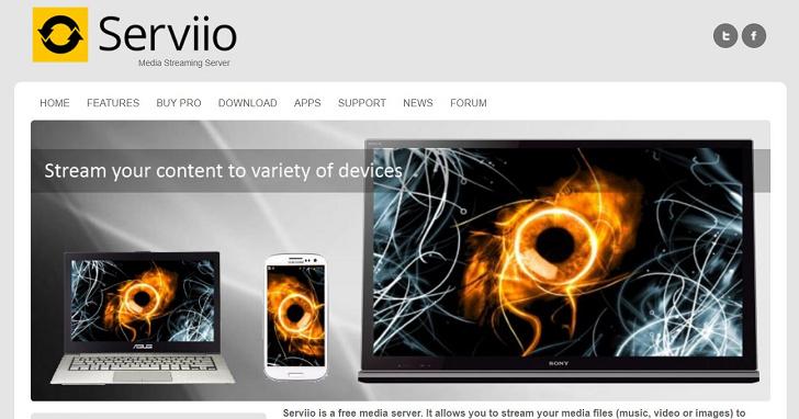 區域網路可以這樣玩,利用 Serviio 建立 DLNA 影視娛樂中心