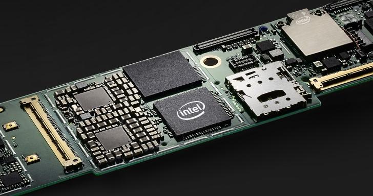 Intel Lakefield混合處理器終聞樓梯響,x86處理器也有大小核啦
