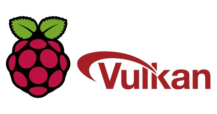 Raspberry Pi 4 Vulkan驅動程式已可繪製3D圖形,玩遊戲還需努力