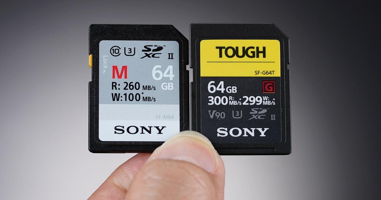 Sony 宣布召回部分 SF-G TOUGH、SF-M TOUGH 以及 SF-M 記憶卡,原因是錄影時可能無法正確寫入