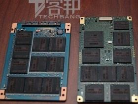 SSD 比硬碟強的另一點:每 GB 價格跌勢比較快