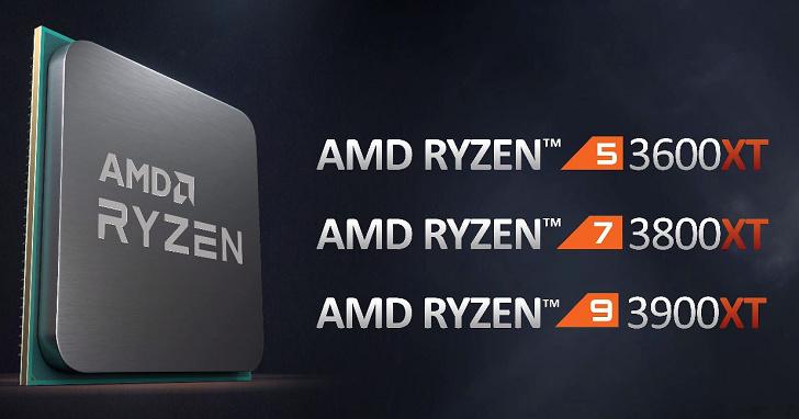 領教蘇媽刀法!AMD Ryzen 3900XT、3800XT、3600XT 特挑版處理器正式推出