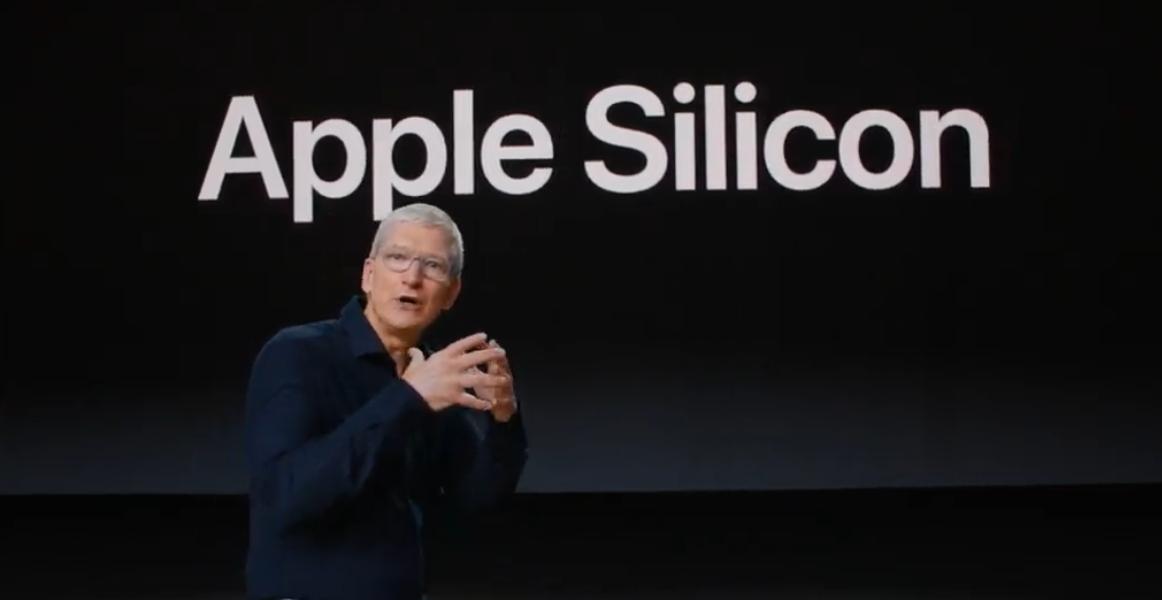 Mac歷史性的一天!擺脫 Intel 改用自家處理器「Apple Silicon」,首款ARM版本 Mac 將於今年推出
