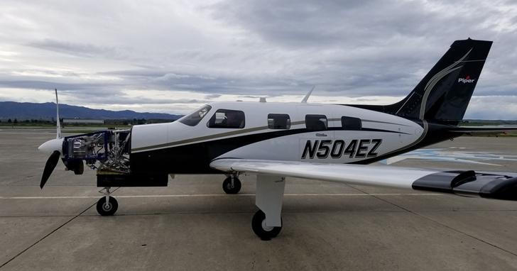 ZeroAvia完成英國首次商業規模的電動飛機飛行