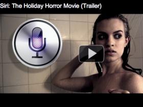 Siri 成為恐佈電影殺人魔!其實是拍來搞笑、虧 iPhone 4S