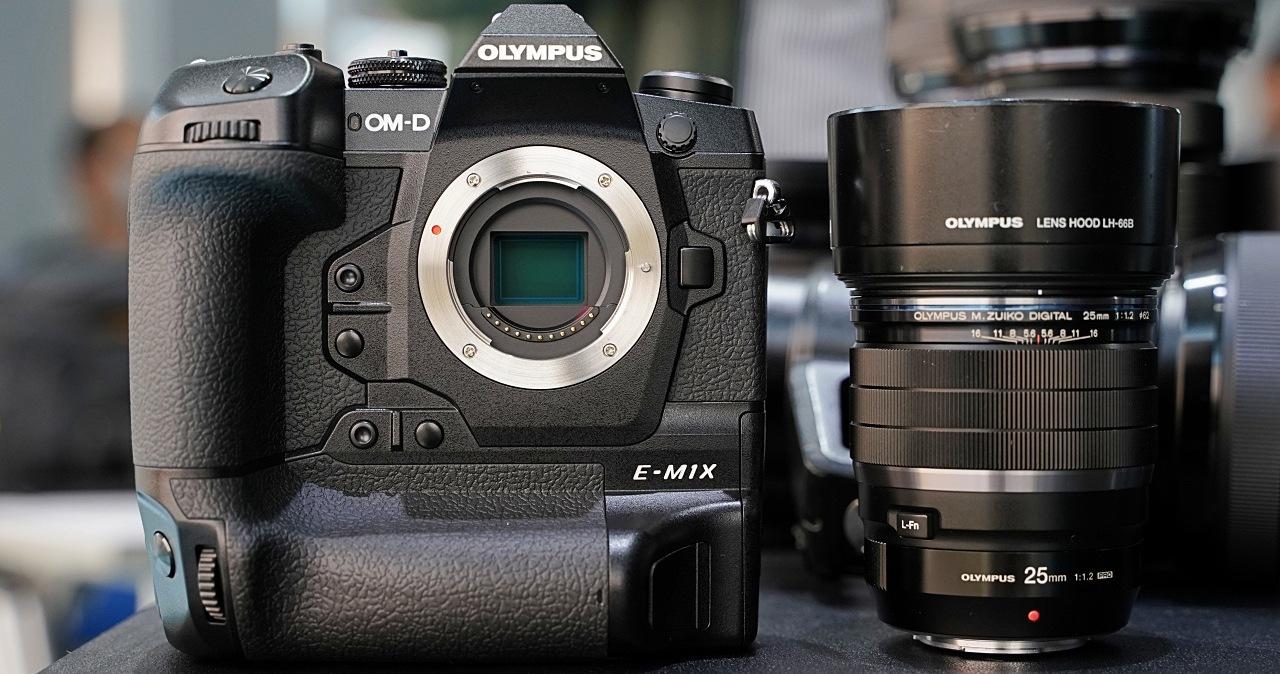 Olympus 相機不玩了!宣佈出售相機部門予 VAIO 母公司,M4/3 玩完了嗎?