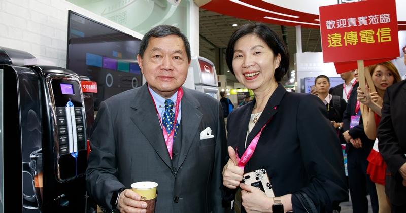 遠傳 5G 要來了!7/3 將由董事長徐旭東正式宣布 5G 資費