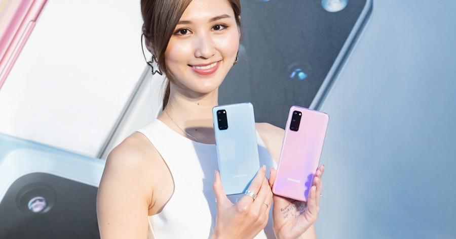 三星 Galaxy S20 系列推出更新解除5G封印,開台後將可直上5G網路