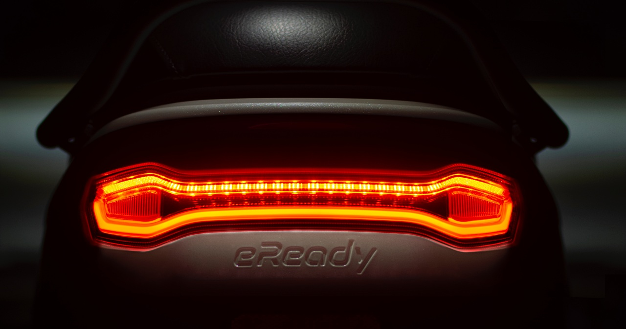 台鈴工業電動車將在九月問世!eReady 尾燈設計首度曝光
