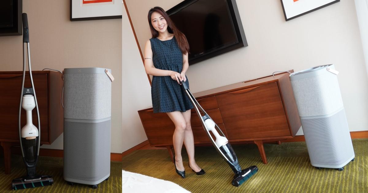 伊萊克斯推硬質地板 PURE Q9-P 吸塵器,加入拋光滾刷、UV 燈、售價 21,900 元