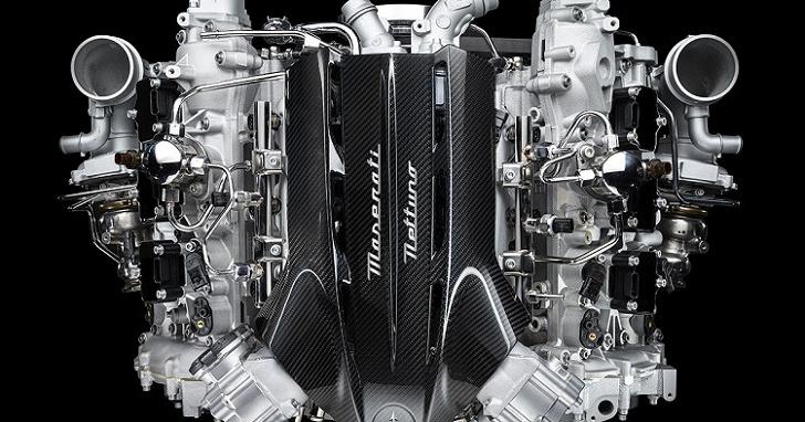 尖端科技的結晶,Maserati 新引擎「海王星」Nettuno 霸氣登場