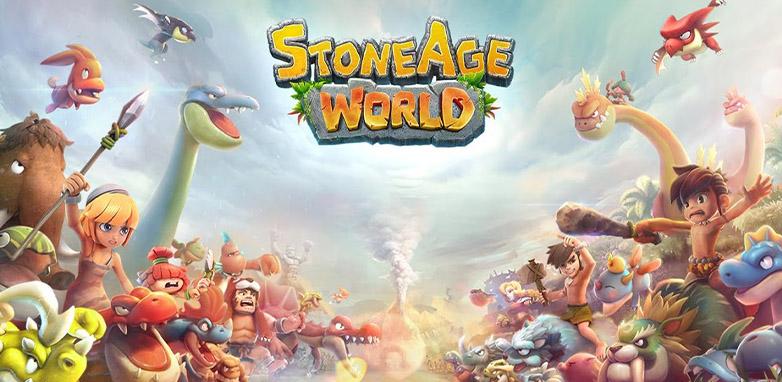 對抗機械文明!《石器時代:世界》迎接首次更新