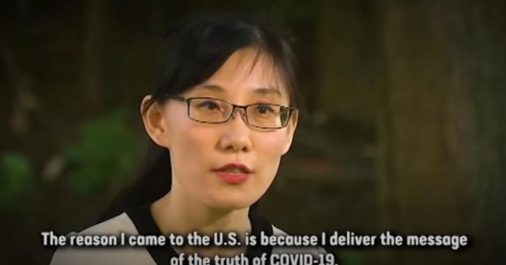 香港病毒學家閻麗夢博士逃至美國,揭露中國早知疫情、並被上司警告「別多事以免惹禍上身」
