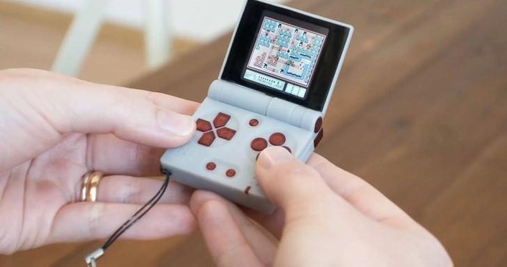 FunKey S超迷你土砲遊戲機,軟、硬體都開源讓你玩到爽