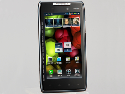超薄 Motorola RAZR:實測效能、MotoCast、智慧動作