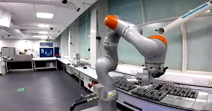 每天工作21.5小時的AI化學家,8天內完成688個實驗,已自主發現一種全新催化劑