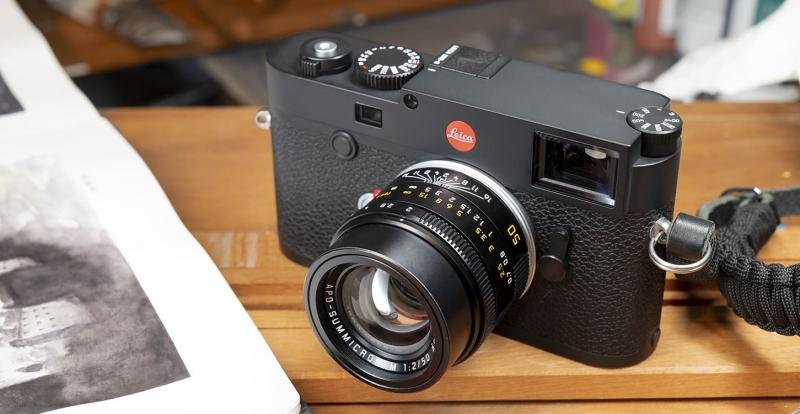 徠卡 M10-R 相機新發表,4000 萬畫素高解析度、售價 26 萬元