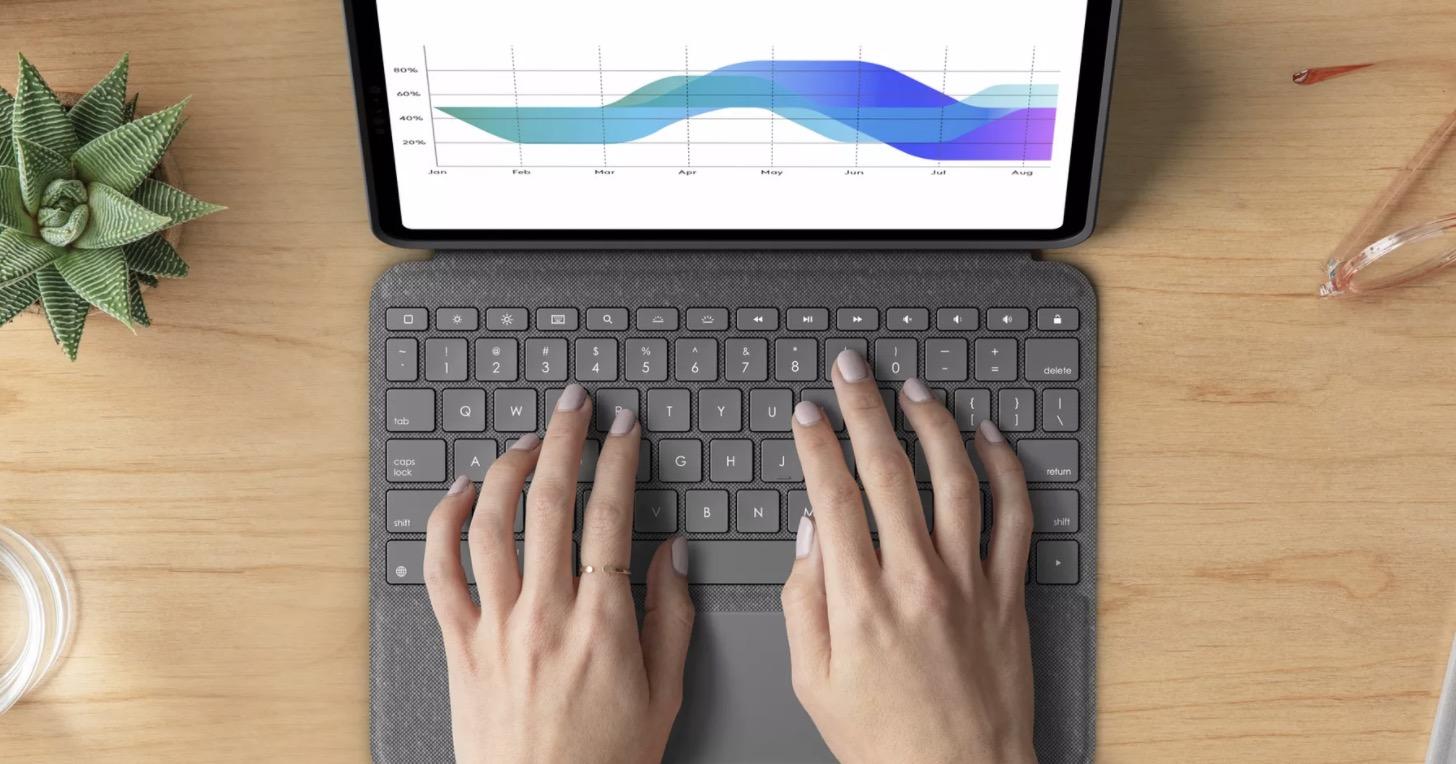 比蘋果便宜一半!羅技將推出11吋iPad Pro 觸控板鍵盤