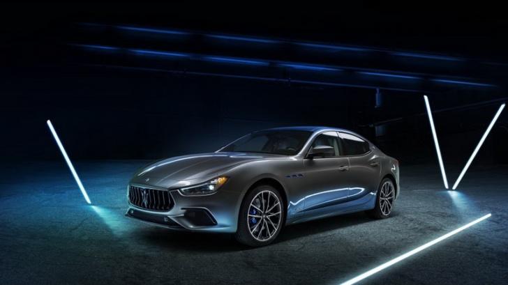 Maserati 首部油電 Ghibli-Hybrid 終於亮相,沈寂許久終將爆發實力!