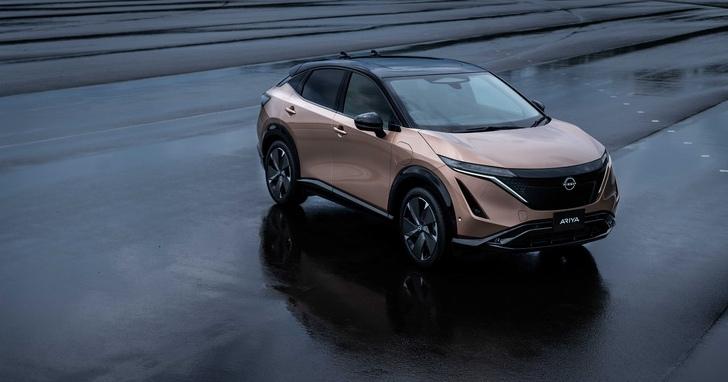 NISSAN Ariya 明年日本上市,不只電動,智慧用車也擁抱駕駛樂趣!