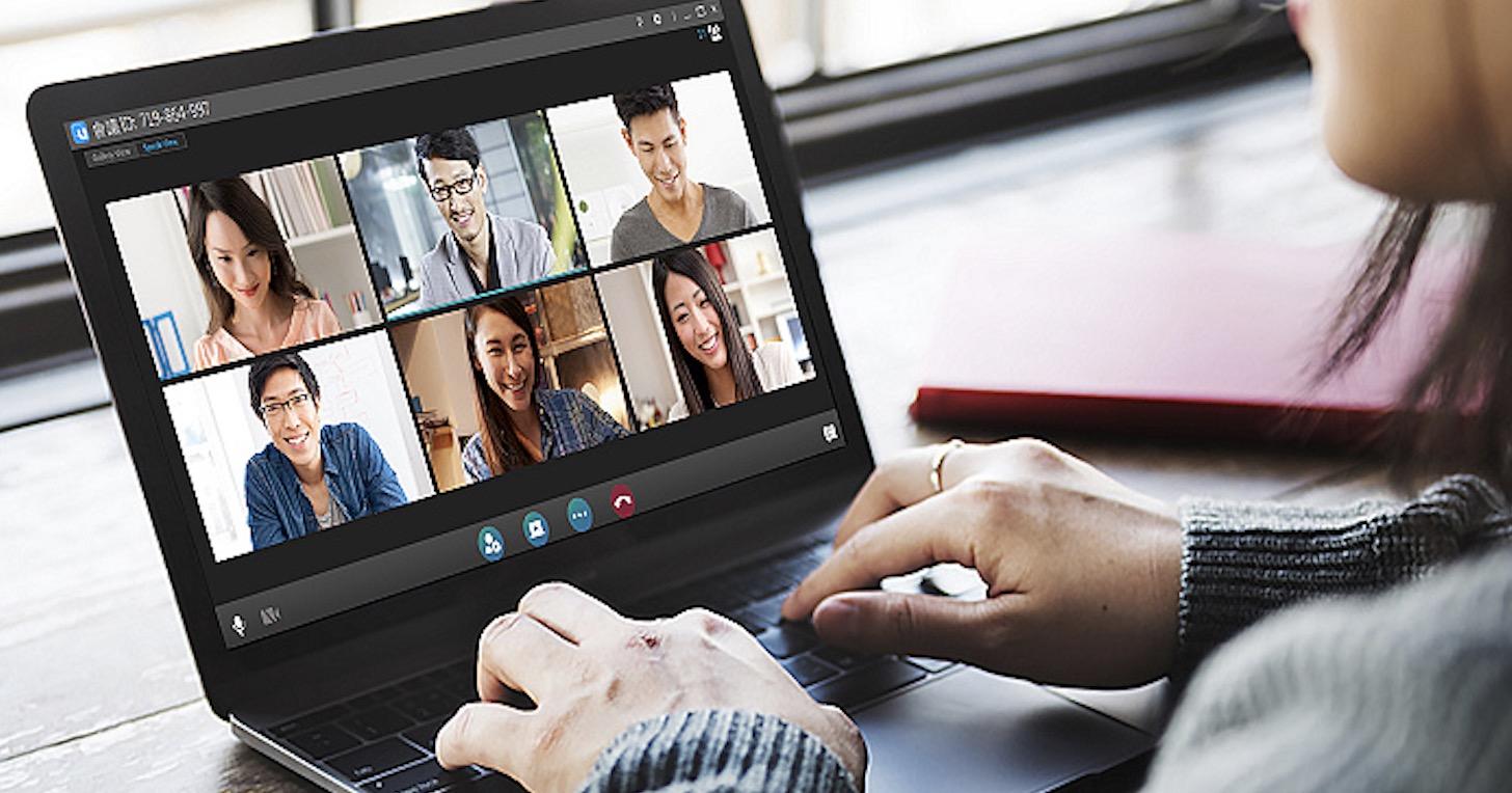 訊連科技U會議更新優化視訊會議、線上教學的主持人權限、桌面分享及分組討論功能