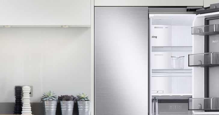 獨立變溫空間、精準溫控技術,三星推出三循環多門旗艦冰箱
