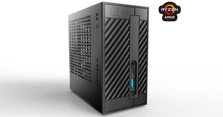 DeskMini A300再戰延長賽,更新BIOS硬上最新APU