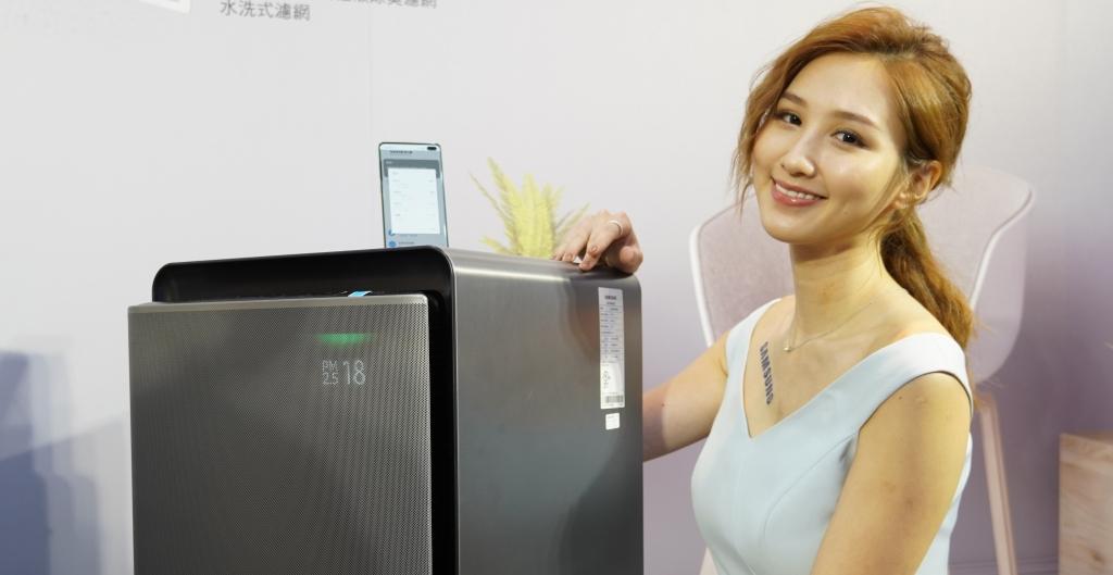 三星發表新清潔家電,空氣清淨機、吸塵器、集塵器一次到位