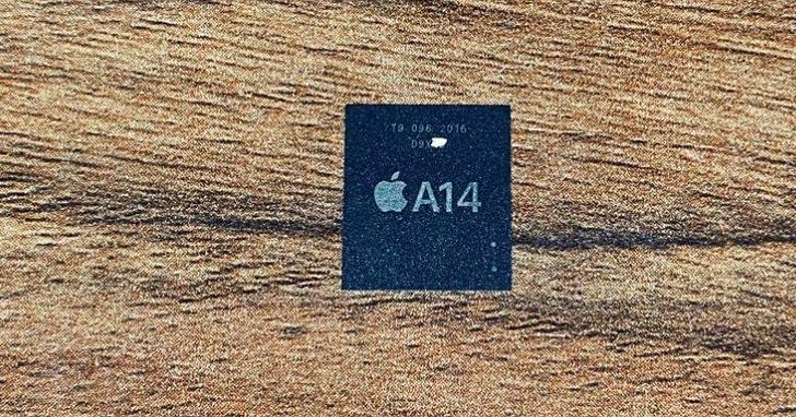 採用 5 奈米製程的 iPhone12 系列 A14 晶片組件首次曝光,效能跑分超高海放驍龍 865